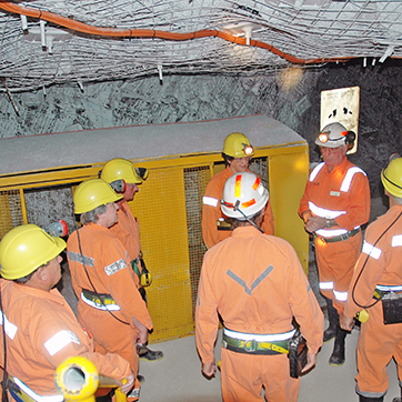 Electrical Protection in Mines & Tunnels