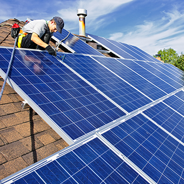 Protection for Solar PV Panels